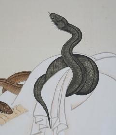 嘉田千畝(耕収) 金運蛇