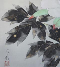 樹下孝太郎 牡丹