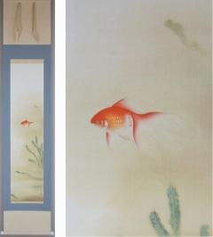 小林柏陽 金魚