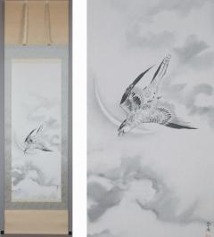 田中榮廣 月に時鳥