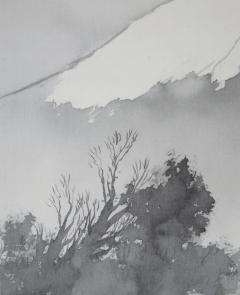 松林桂月 富士 (新品額)