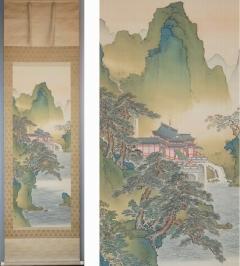 春木南汀 僲山桜閣