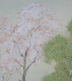 堀桃坡 春塘明花