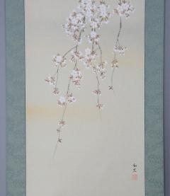三宅和光 枝垂れ桜