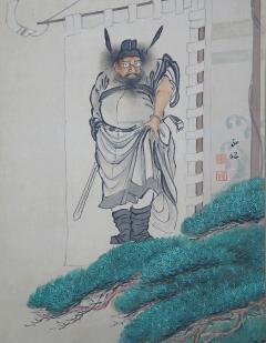 牧野永昭 端午図