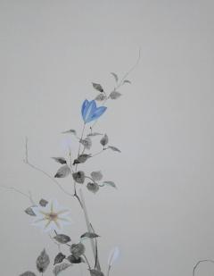 遠藤恵三 鉄線花