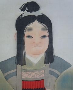 福田青藤 桃太郎之図