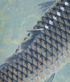 利倉群青 遊鯉