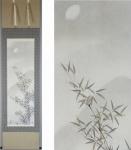「三宅和光 清風」秋の掛け軸を追加致しました