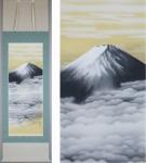 「笠井和光 富峰」年中掛け掛け軸を追加致しました